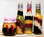 How to Make Decorative Bottles for the Kitchen: 7 Steps @wikihow