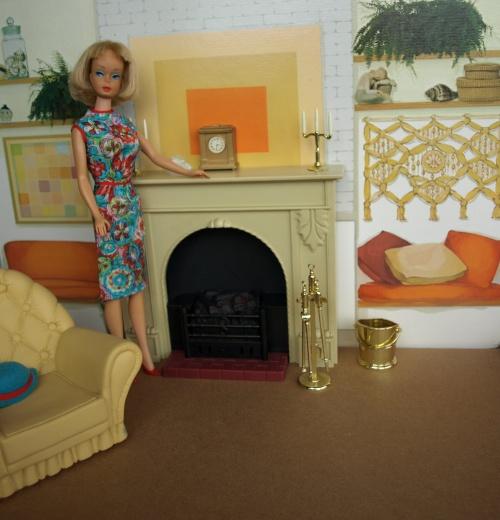 Barbie vintage : Outdoor Art Show