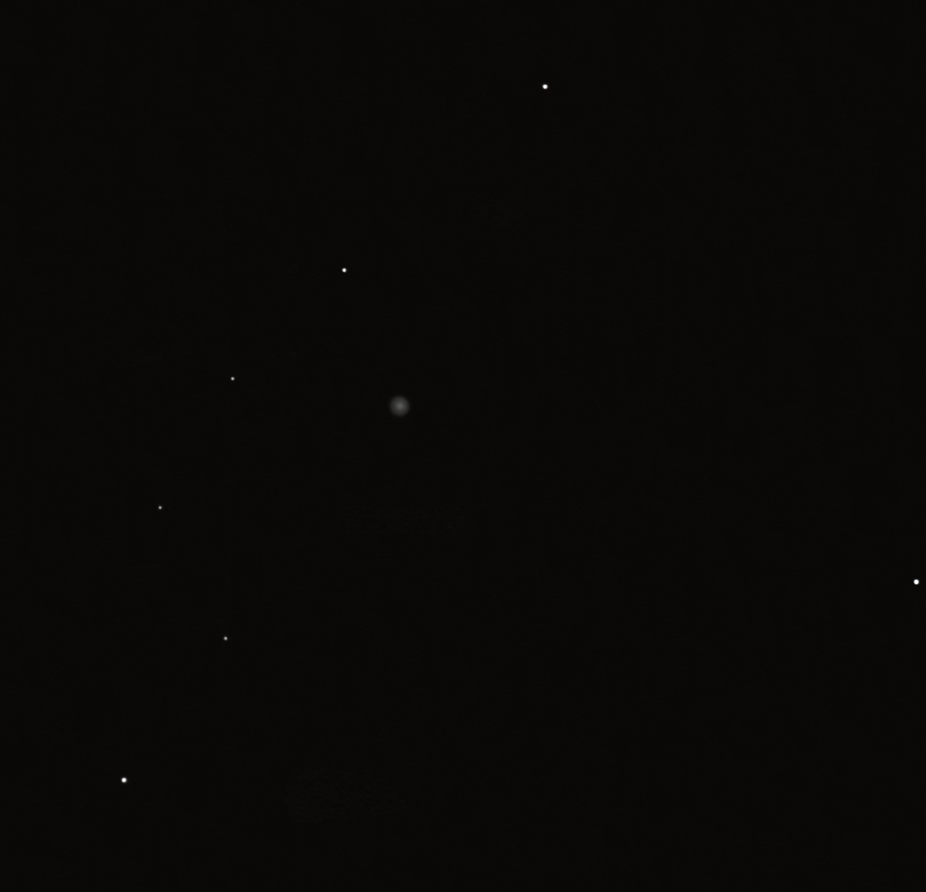 IC 2165 planetary nebula