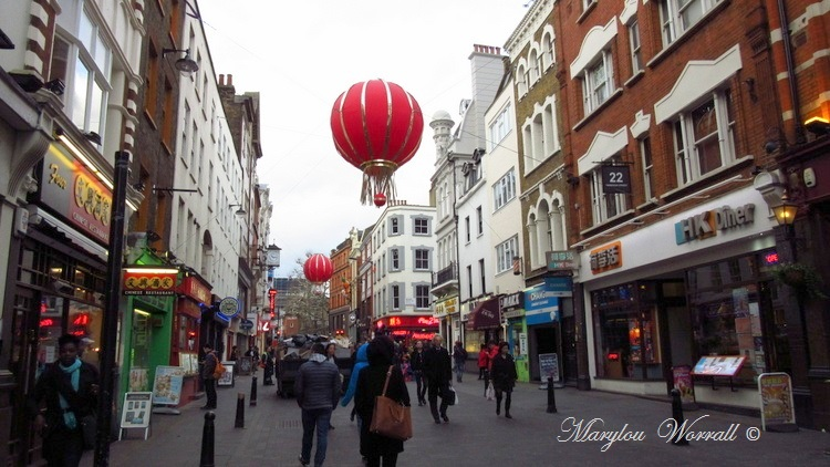 Londres : Chinatown
