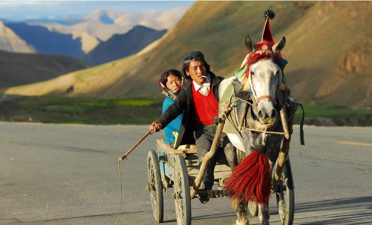 Tibet proverbe 'Il est inutile de chercher à faire reculer le glacier' (Herbert Bieser - Pixabay)