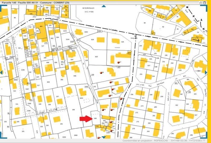 Conseil Municipal du 27 mars 2013 : INCORPORATION D'UNE PARCELLE DANS LE PATRIMOINE COMMUNAL