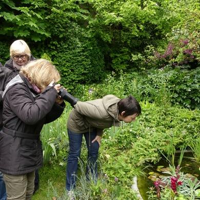 Garden Party au Vieux Clos...