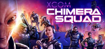 NEWS : Xcom : Chimera Squad daté*