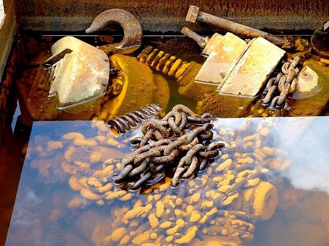 Le musée Les Mineurs Wendel 27 Marc de Metz 01 10 2012