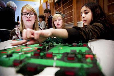 L'enfant et la planification urbaine : cas pratiques (2)