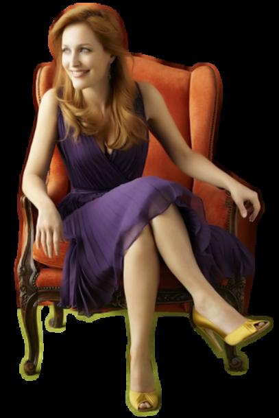 Femmes en Violet-Mauve Série 11