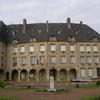 Buste de Robert Schumann devant la mairie de Thionville