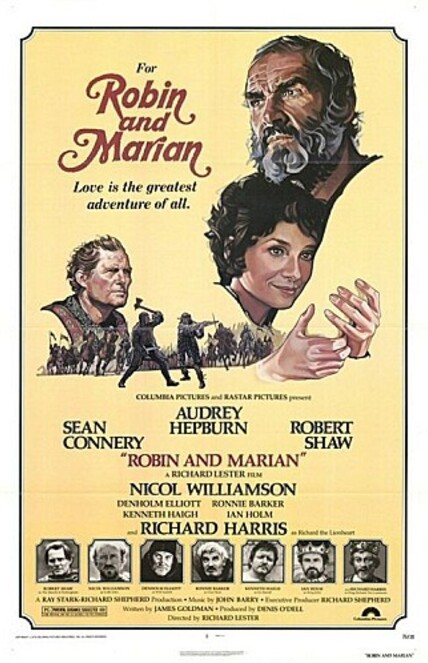 robin and marian box office 1976