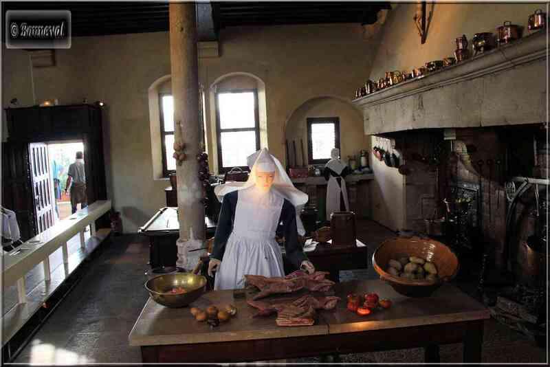 Bourgogne Les Hospices de Beaune la Cuisine