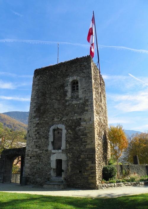 La cité médiévale de Conflans ( 1 )