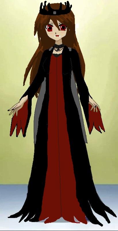 Princesse vampire Olivia