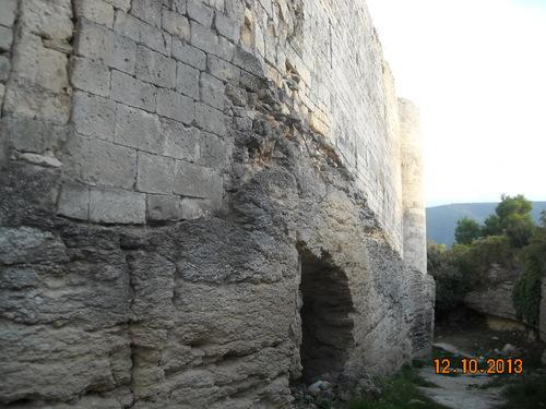 Village perché de Lacoste
