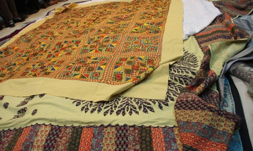 Les tapis de Jaisalmer