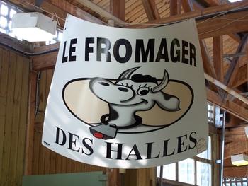 Le fromager des halles