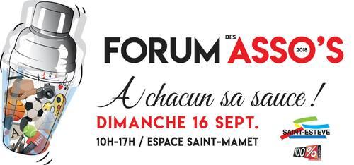 Le Forum des Associations de Saint-Estève est confirmé