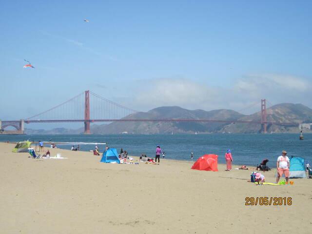 la baie de San Francisco 7