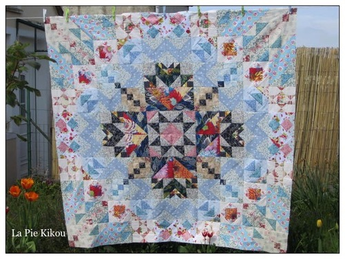 mystery quilt 2020