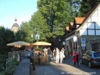 Tecklenburg-auberge du chateau