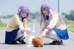 Kyou et Ryou Cosplay