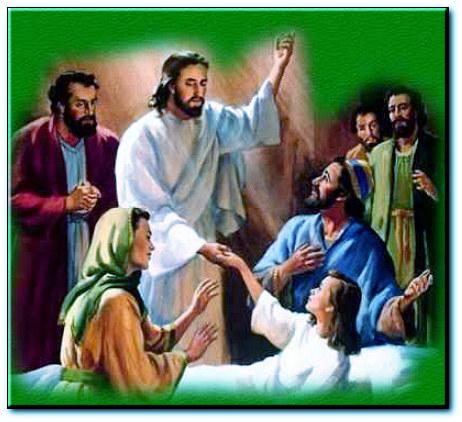 Résultats de recherche d'images pour «Jésus guérisseur»