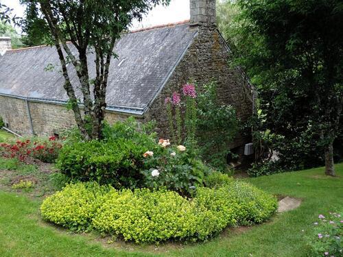 En Bretagne, le Jardin de Caradec - 1 -