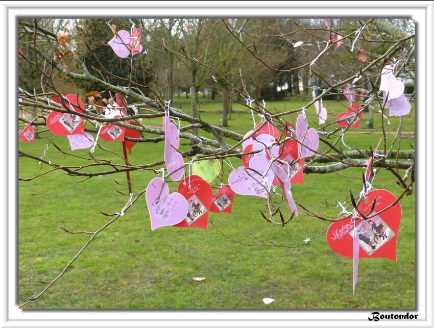 Suite de la St Valentin, à St Valentin Samedi 14 Février 2015