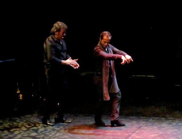 """""""Carmen Flamenco"""", un éblouissant spectacle de théâtre, de danse flamenco et de chant a enthousiasmé les spectateurs du Théâtre Gaston Bernard !"""
