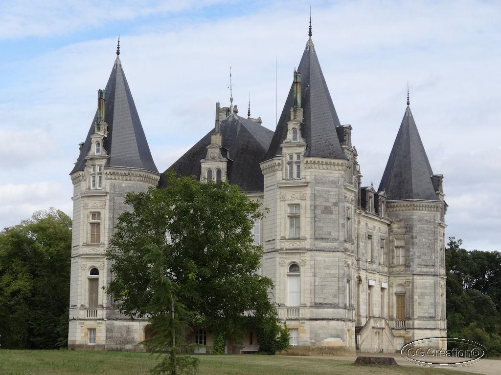 2) journée patrimoine: le château de Rouvoltz