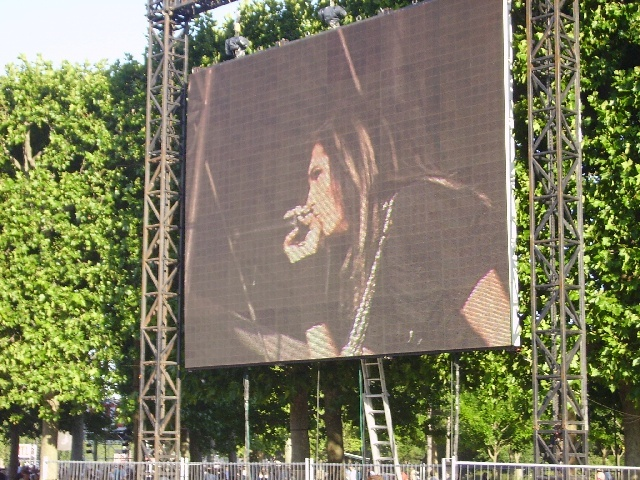 Tokio Hotel ist in dieser plazt