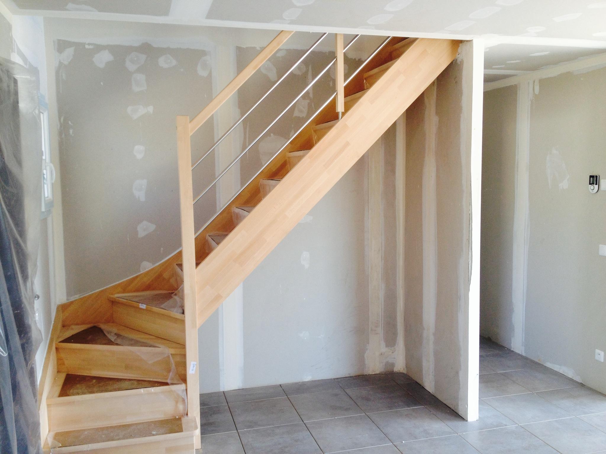100 habiller son escalier avec une comment habiller une cage d escalie - Comment habiller une cage d escalier ...