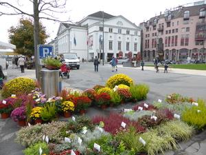 Quelques pas dans Lucerne