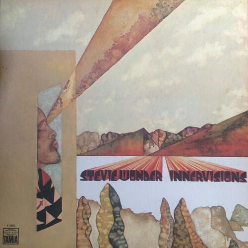 "Stevie Wonder : Album "" Innervisions "" Tamla Records T 326L [ US ]"