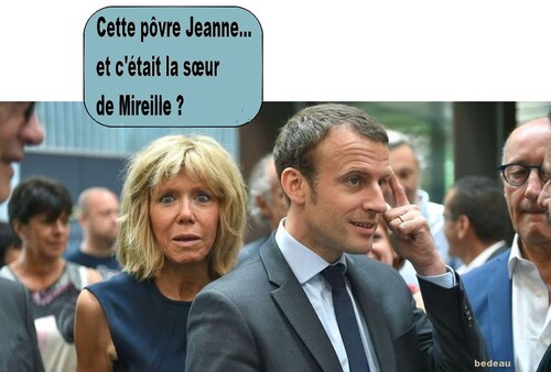 Jeanne... au secours !