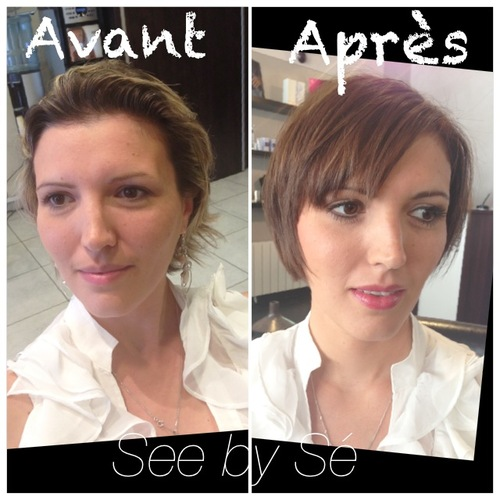 Relooking Visage: Camille