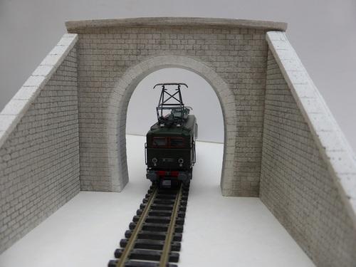 CMS Décor - Portails de tunnels