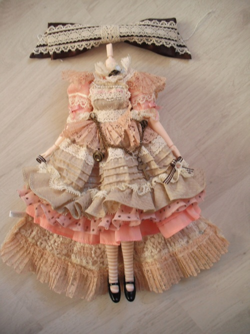 Outfit Romantic Alice Pink