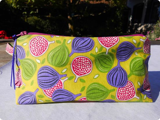 "Trousse ""Figues"""