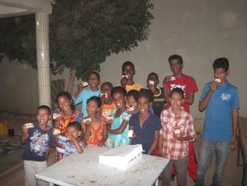 173 Ouaga Les enfants de Taboye