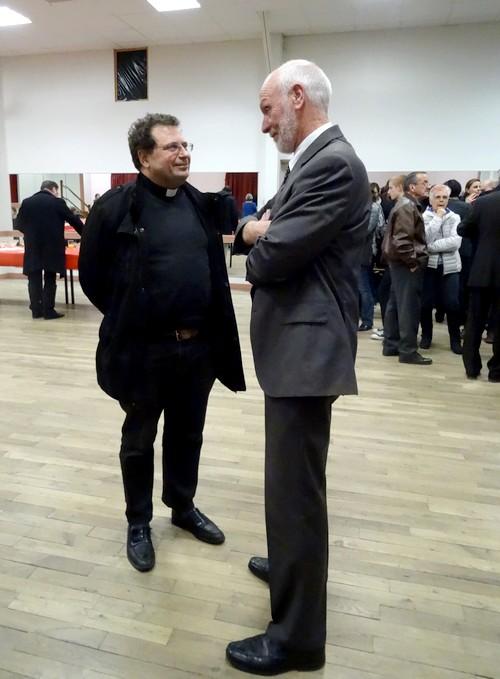 Les voeux de Francis Castella, Maire de Sainte Colombe sur Seine, pour l'année 2016