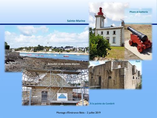 Sainte-Marine : un petit paradis entre terre et mer