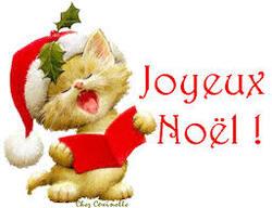 Très Bonne Fête de Noël Pour Toutes et Tous !