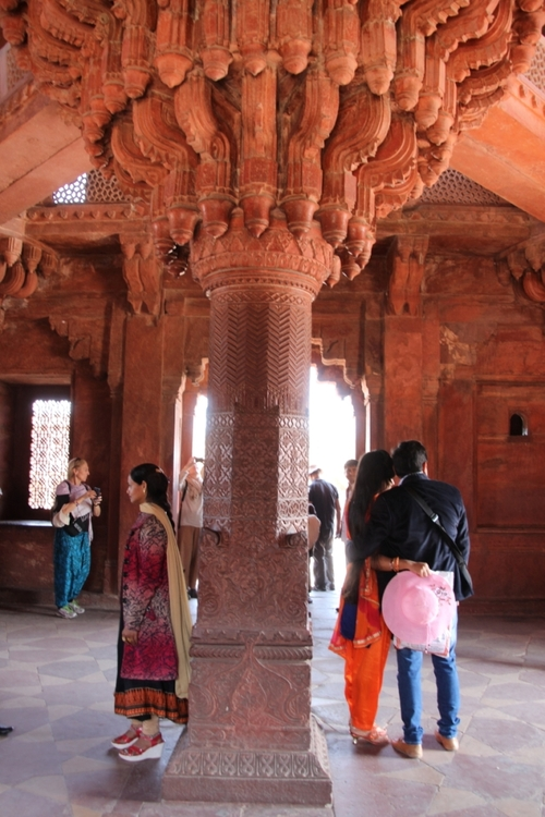 Fatehpur Sikri, la ville de la Victoire