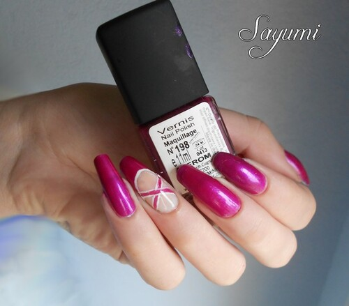 Nail Art French Ballerine