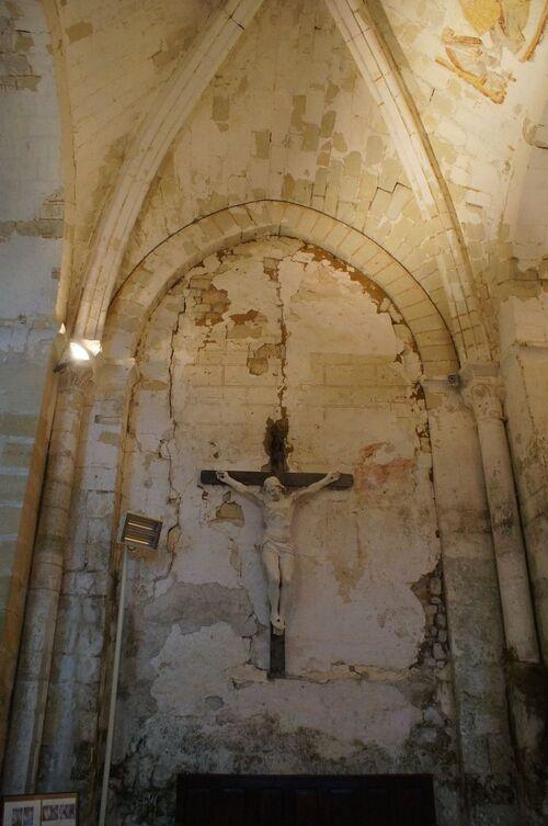 Le sanctuaire Carolingien de Cravant