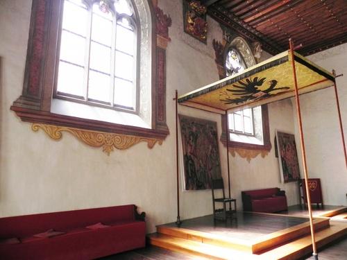 Le sièze de la Diète Impériale à Ratisbonne (photos)