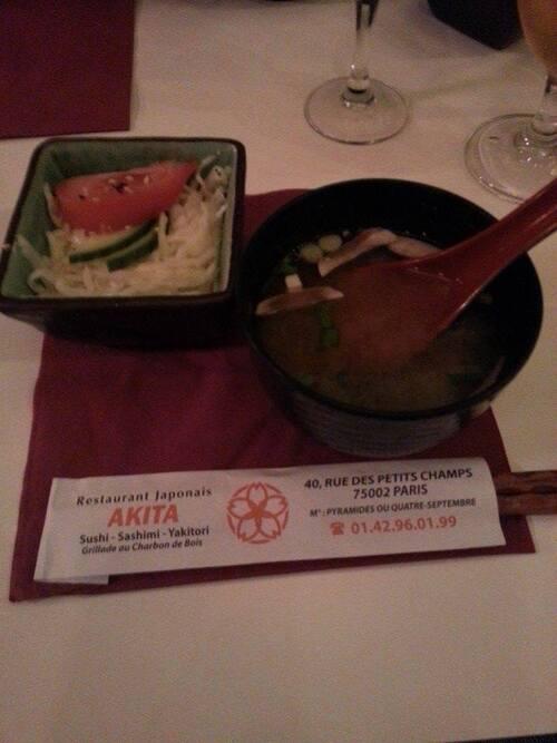 Akita restaurant Japonais