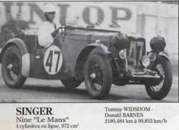 Le Mans 1934