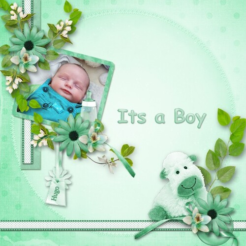 Kit It's a boy