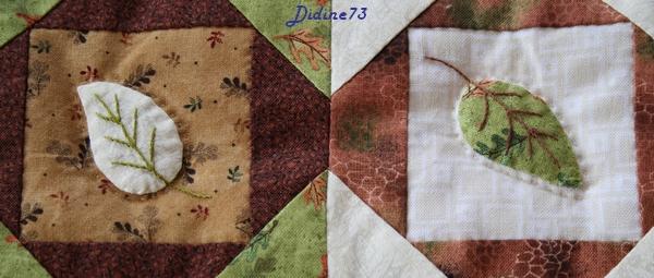 """PAL quatuor """"Vive l'automne"""" - étape 7 ... suite et fin - Didine73-2"""